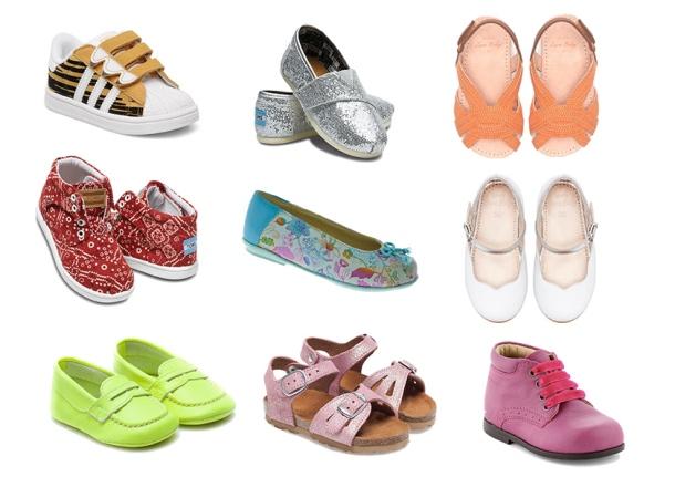 mini shoes de printemps ok